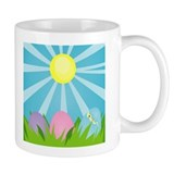 Easter Morning Small Mug