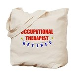 Retired Occupational Therapist Tote Bag