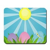 Easter Morning Mousepad