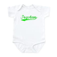 Vintage Trystan (Green) Infant Bodysuit