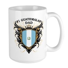 Number One Guatemalan Dad Mug