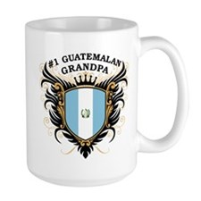 Number One Guatemalan Grandpa Mug