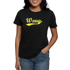 Vintage Wong (Gold) Tee