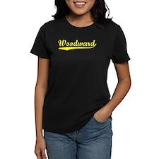 Vintage Woodward (Gold) Tee