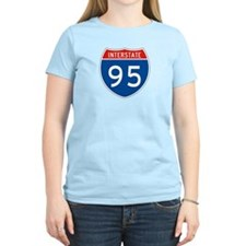 Interstate 95, USA T-Shirt