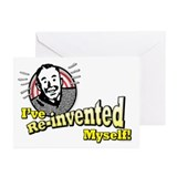 The Re-Invention... Greeting Cards (Pk of 20)