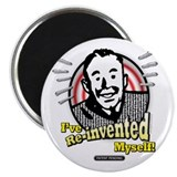 "The Re-Invention... 2.25"" Magnet (10 pack)"
