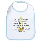 """The Lord is my light..."" Bib"