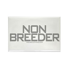 Non Breeder Rectangle Magnet (10 pack)
