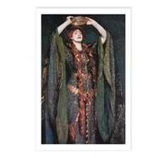Ellen Terry As Lady MacBeth Postcards (Pack of 8)