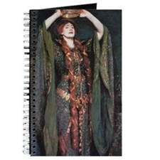 Ellen Terry As Lady MacBeth Journal