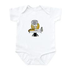Smiley Massage Fart Infant Bodysuit