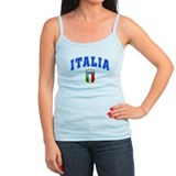 Italia 4 Star European Soccer 2012 Ladies Top