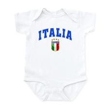 Italia 4 Star European Soccer 2012 Onesie