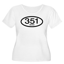 Vintage Ford Boss 351 c.i.d. T-Shirt