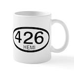 Mopar Vintage Muscle Car 426 Hemi Mug