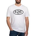 Mopar Vintage Muscle Car 426 Hemi Fitted T-Shirt