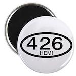 Mopar Vintage Muscle Car 426 Hemi Magnet