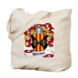 Werner Family Crest Tote Bag