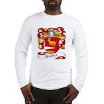 Winkler Family Crest Long Sleeve T-Shirt