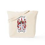 McCracken Family Crest Tote Bag