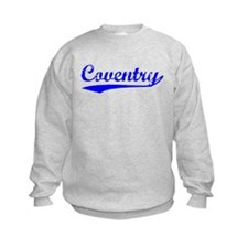 Vintage Coventry (Blue) Sweatshirt