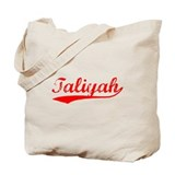 Vintage Taliyah (Red) Tote Bag