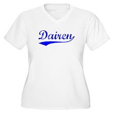 Vintage Dairen (Blue) T-Shirt