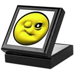 Winky Face Keepsake Box