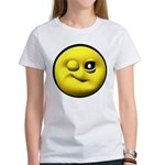 Winky Face Women's T-Shirt