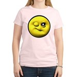 Winky Face Women's Light T-Shirt