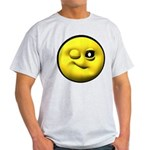 Winky Face Light T-Shirt