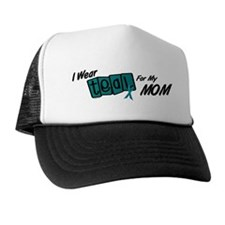 I Wear Teal 8.2 (Mom) Trucker Hat