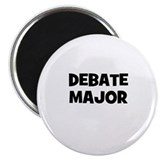 Debate Major Magnet