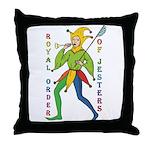 The R.O.J. Throw Pillow