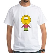 Boy Smiley Face Shirt