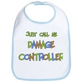 Damage Controller Bib