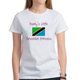 Daddy's little Tanzanian Princess Tee