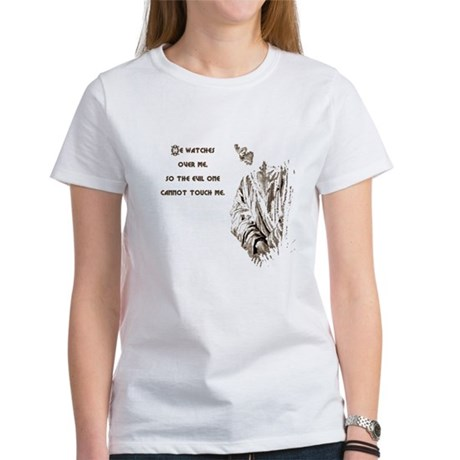 He Watches Women's T-Shirt