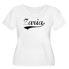 Vintage Zaria (Black) T-Shirt