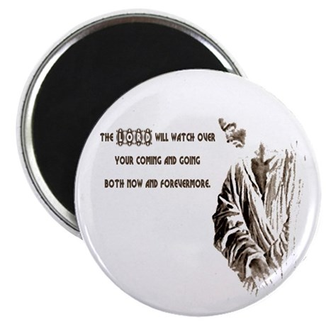 "The LORD will Watch 2.25"" Magnet (100 pack)"