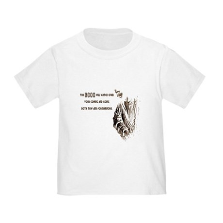 The LORD will Watch Toddler T-Shirt