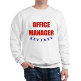 Retired Office Manager Jumper