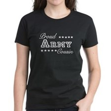 Proud Army Cousin Tee