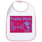 Trailer Park News Bib