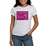 Trailer Park News Women's T-Shirt