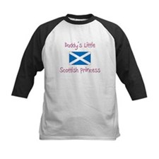 Daddy's little Scottish Princess Tee