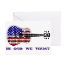 In God We Trust Greeting Cards (Pk of 10)