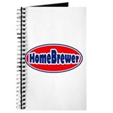 HomeBrewer Oval Journal