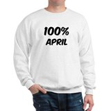 100 Percent April Sweater